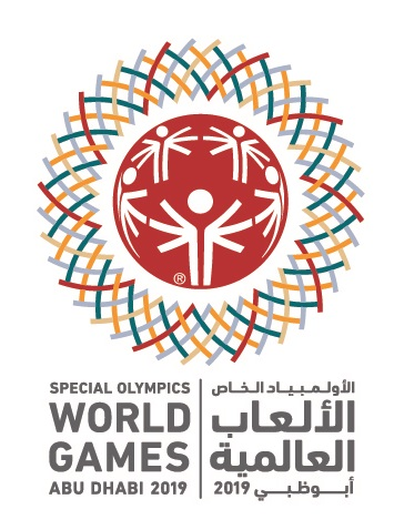SpecialOlympics2019 Indentity Pantone Arabic English Arabic English