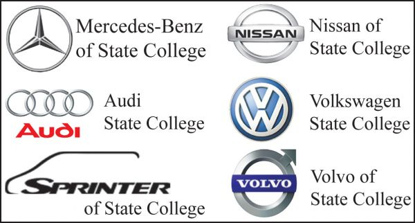 State College Car Dealers