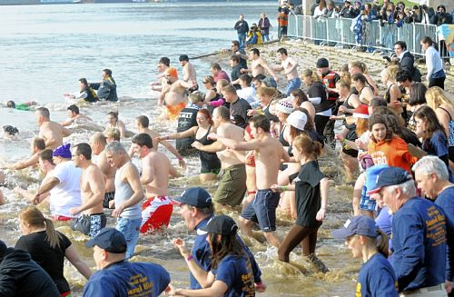 Pittsburgh Polar Bear Plunge