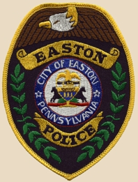 Easton Police Patch